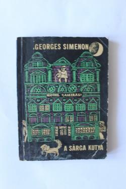 Georges Simenon - A sarga kutya