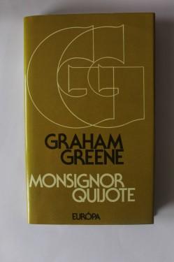 Graham Greene - Monsignor Quijote (editie hardcover)