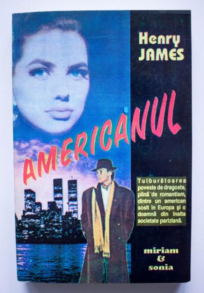 Henry James - Americanul