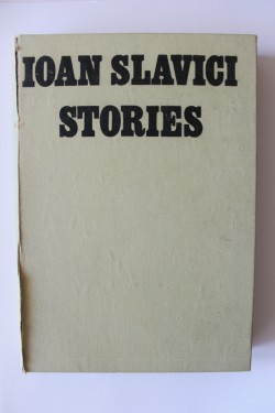 Ioan Slavici - Stories (editie hardcover)