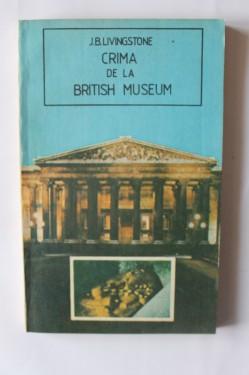 J. B. Livingstone - Crima de la British Museum