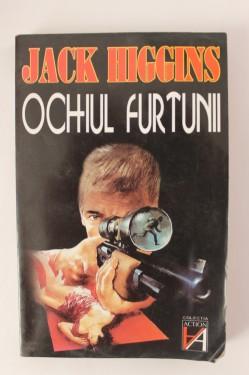 Jack Higgins - Ochiul furtunii