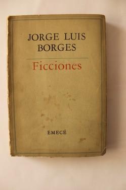 Jorge Luis Borges - Ficciones (editie in limba spaniola)