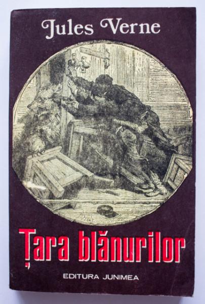 Jules Verne - Tara blanurilor