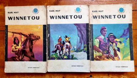 Karl May - Winnetou (3 vol.)