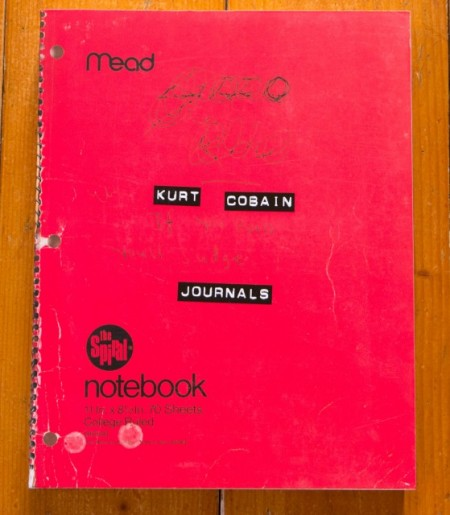 Kurt Cobain - Journals