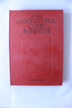 Poze M. Bals - Laboratorul clinic in infectii