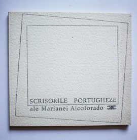 Mariana Alcoforado - Scrisorile portugheze ale Marianei Alcoforado