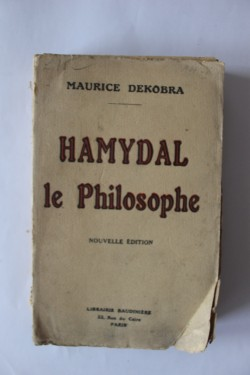 Maurice Deborka - Hamydal, le philosophe