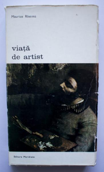 Maurice Rheims - Viata de artist