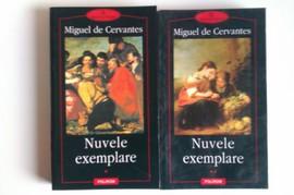 Miguel de Cervantes - Nuvele exemplare (2 vol.)