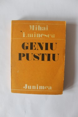 Mihai Eminescu - Geniu pustiu