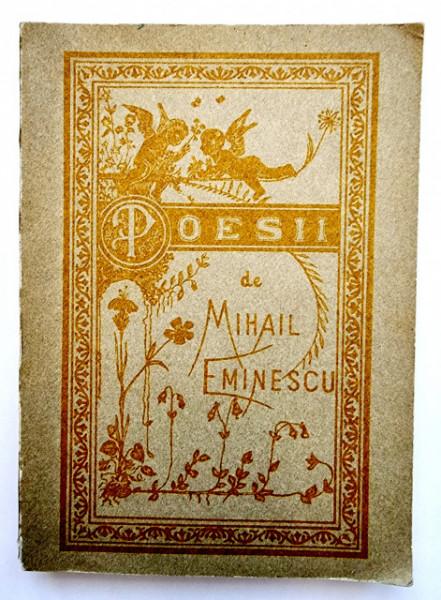 Mihai Eminescu - Poesii (facsimilata dupa editia din 1884)