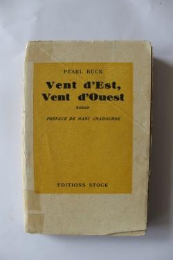 Pearl Buck - Vent d'Est, Vent d'Ouest (editie in limba franceza)