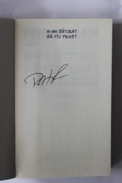 Peter H. Frank - M-am saturat sa fiu prost. Incursiune in gandirea critica pentru oameni de afaceri si nu numai (cu autograf)