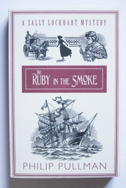 Philip Pullman - The Ruby in the Smoke