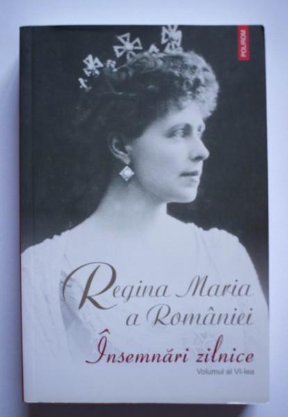 Regina Maria a Romaniei - Insemnari zilnice (1 ianuarie - 31 decembrie 1924) (vol. VI)