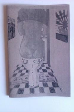 Revista B.D. de BUDA nr. 1 (varianta alb-negru)