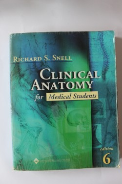 Richard S. Snell - Clinical Anatomy for Medical Students (editie in limba engleza)