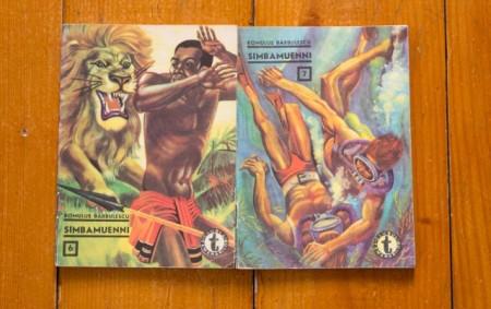 Romulus Barbulescu - Simbamuenni (2 vol.)