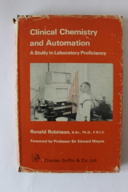 Poze Ronald Robinson - Clinical Chemestry and Automation (editie in limba engleza)