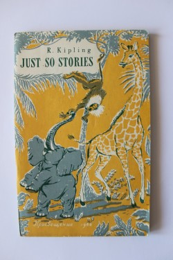 Rudyard Kipling - Just so stories (editie in limba engleza)