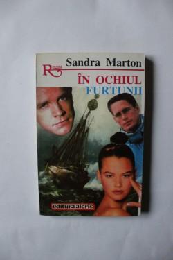 Sandra Marton - In ochiul furtunii