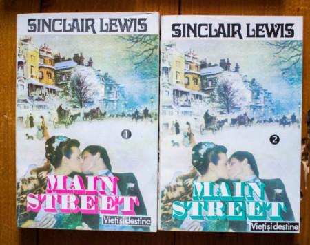 Sinclair Lewis - Main Street (Povestea doamnei Carol Kennicott) (2 vol.)