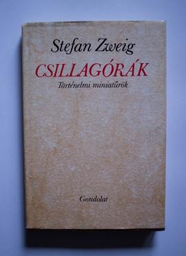 Stefan Zweig - Csillagorak (editie hardcover)