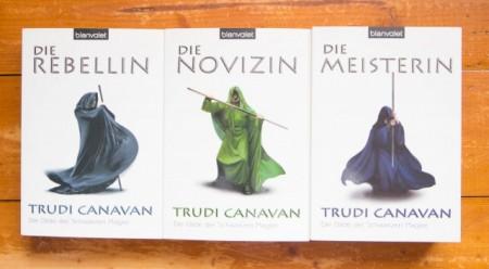 Trudi Canavan - Die Gilde der Schwarzen Magier (Die Rebellin. Die Novizin. Die Meisterin) (3 vol.)