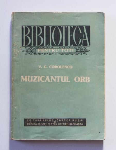 V.G. Corolenco - Muzicantul orb