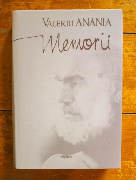 Valeriu Anania - Memorii (editie hardcover)
