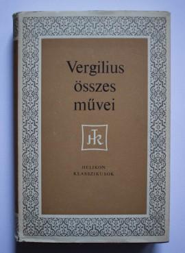 Vergilius - Osszes muvei (editie hardcover)
