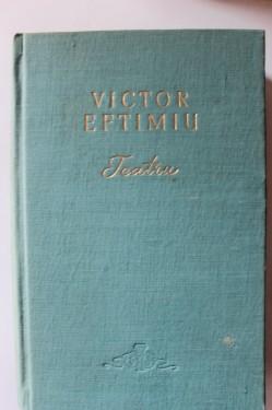 Victor Eftimiu - Teatru (editie hardcover)