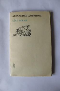 Alexandre Amprimoz - Cant solar