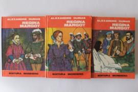 Alexandre Dumas - Regina Margot (3 vol.)