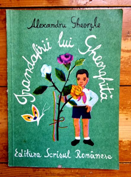 Alexandru Gheorghe - Trandafirii lui Gheorghita (povestiri)