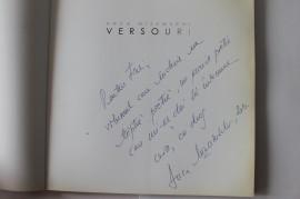 Anca Mizumschi - Versouri (cu autograf)