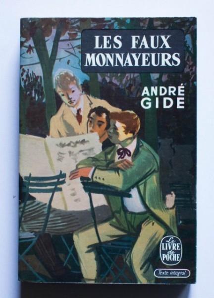 Andre Gide - Les faux monnayeurs
