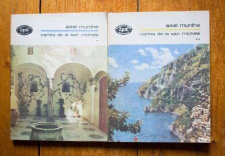 Axel Munthe - Cartea de la San Michele (2 vol.)