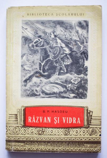 B. P. Hasdeu - Razvan si vidra