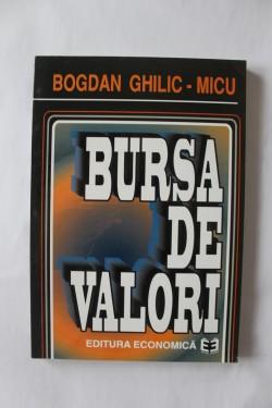 Bogdan Ghilic-Micu - Bursa de valori