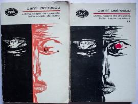 Camil Petrescu - Ultima noapte de dragoste, intaia noapte de razboi (2 vol.)