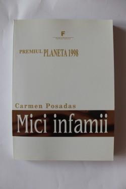 Carmen Posadas - Mici infamii