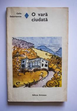 Cella Delavrancea - O vara ciudata