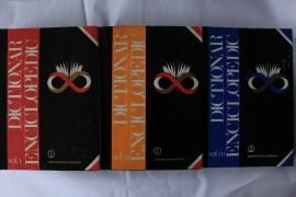 Colectiv autori - Dictionar enciclopedic (vol. I-III, editie hardcover)