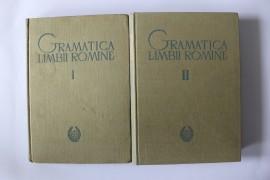 Colectiv autori - Gramatica limbii romane (2 vol., editie hardcover)