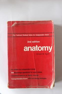 Ernest W. April - Anatomy (editie in limba engleza)