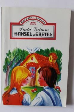 Fratii Grimm - Hansel si Gretel