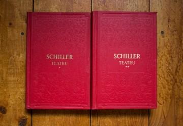 Friedrich Schiller - Teatru (Hotii. Intriga si iubire. Don Carlos. Wilhelm Tell (2 vol., editie hardcover)